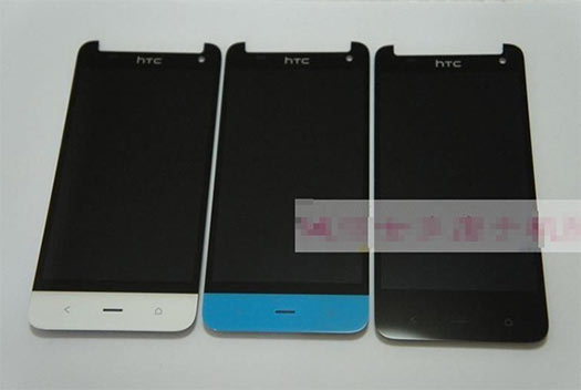 HTC  Butterfly 2 panel frontal colores