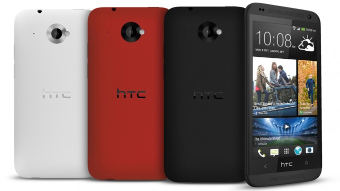 HTC Desire 601 colours