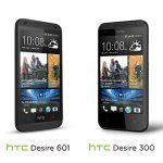 HTC Desire 601 y Desire 300 son presentados, mira los detalles