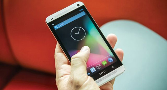 Google libera actualización para HTC One