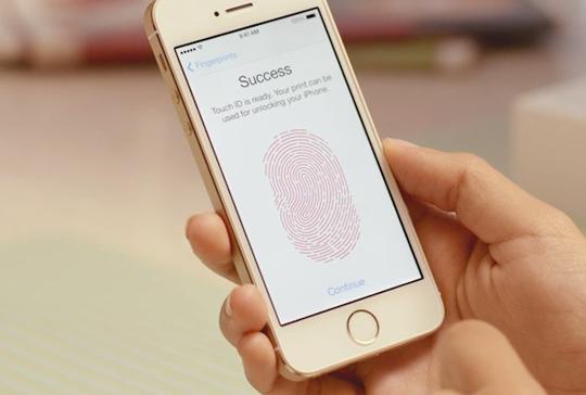 Truco permite más de 5 dedos para desbloquear iPhone 5s