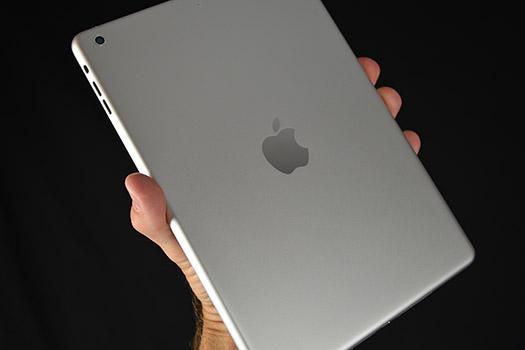 iPad 5 detalles filtración