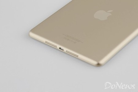 iPad Mini 2 en color Oro
