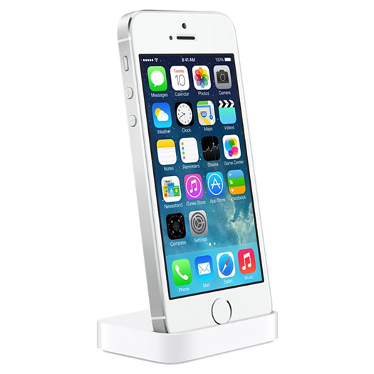 Dock de Apple para el iPhone 5S