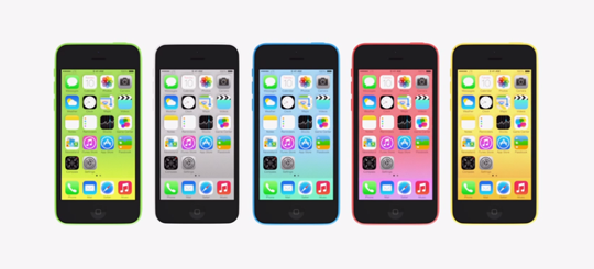 Apple presenta nuevo anuncio de iPhone 5c