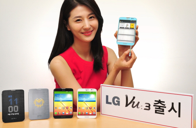 LG Vu 3 es presentado modelo