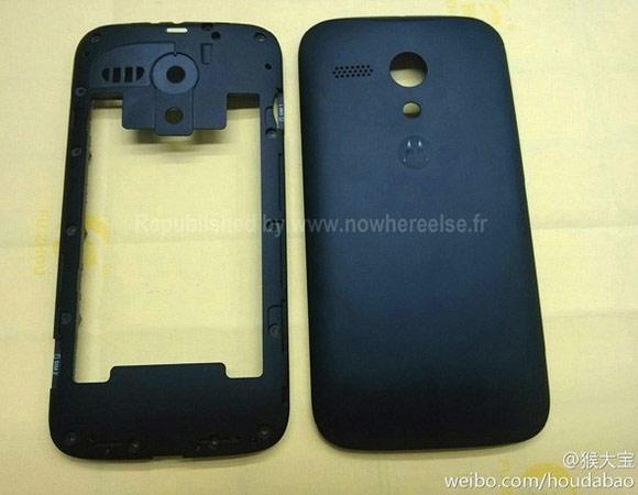 Moto DVX, el Moto X barato cubierta cover black