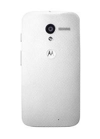 Moto X en México con Telcel color blanco