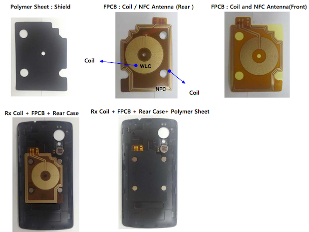 LG D820 Nexus 5 FCC