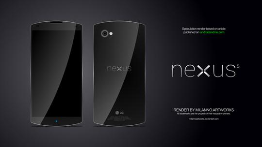 Nexus 5 de Google