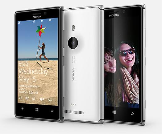 Nokia Lumia 925 pantalla y cámara PureView