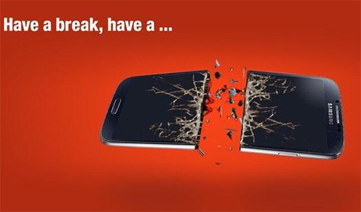 Nokia have a brake de Android KitKat