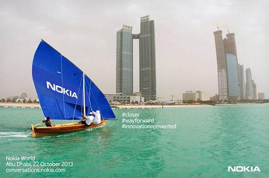 Nokia TEaser evento 22 de octubre Lumia 1520 Lumia 2520 tablet