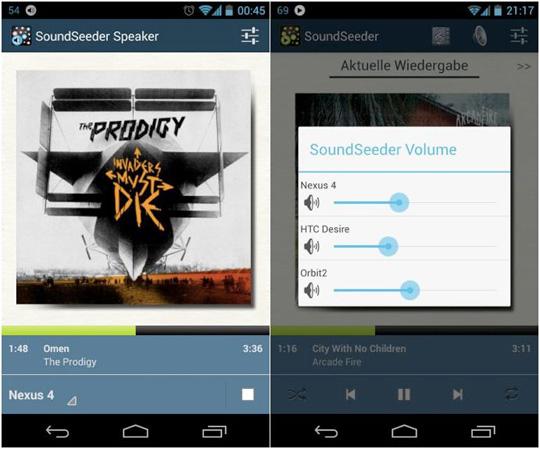 App SoundSeeder