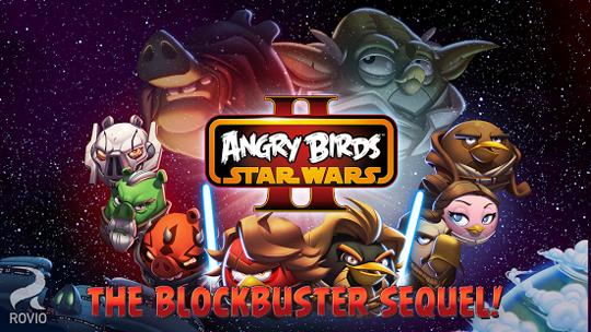 App Angry Birds Star Wars II