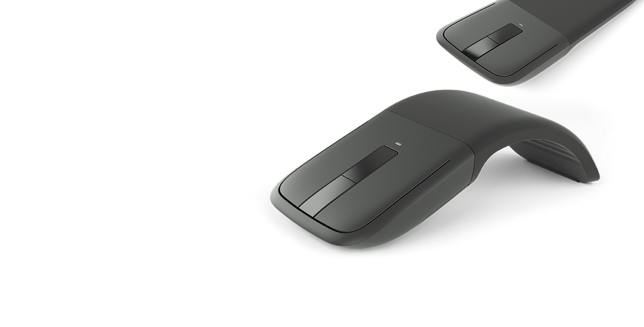 Microsoft Surface 2 Arc Touch Mouse   Surface Edition