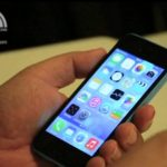 El iPhone 5C en video ya funcionando con iOS 7
