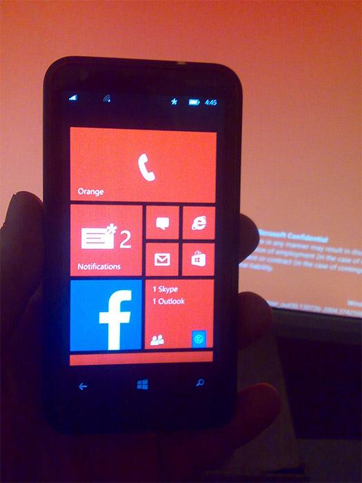 Windows Phone 8.1 Centro de Notificaciones