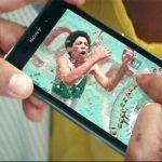 Mira el comercial de TV para el Xperia Z1