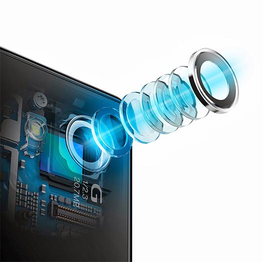 El Xperia Z1 de Sony G Lens 20.7 MP