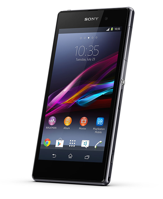 Sony Xperia Z1 official