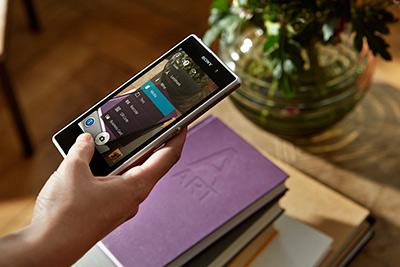 Sony Xperia Z1 oficial