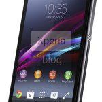Sony Xperia Z1 en primeros renders oficiales a gran resolución