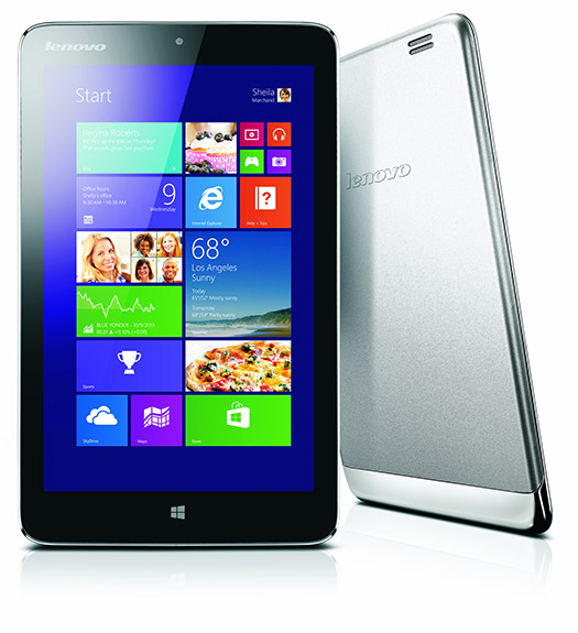Lenovo Miix 2 Tablet Windows 8.1
