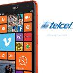 Nokia Lumia 625 ya en México con Telcel