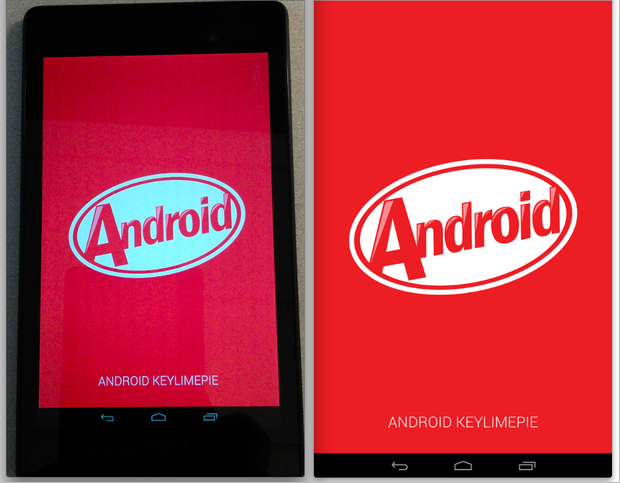 Android 4.4 Kitkat easter egg huevo de pascua
