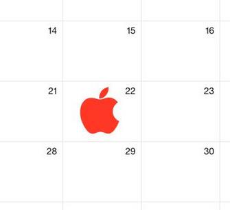 Apple evento 22 de octubre