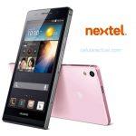 Huawei Ascend P6 ya en México con Nextel
