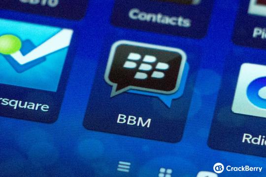 BBM para Android y iOS llegaría en estos días