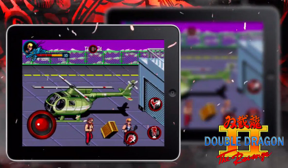 Double Dragon Trilogy llegará a Android y iOS