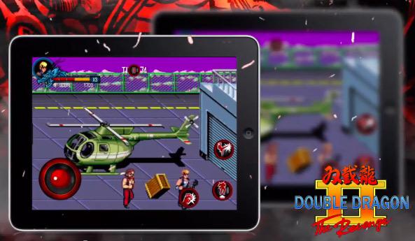 Double Dragon Trilogy llegará a Android y iOS