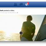Facebook app se actualiza para BlackBerry 10
