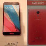 Samsung Galaxy J se filtra 5 pulgadas Full HD y Snapdragon 800