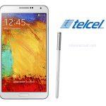 Samsung Galaxy Note 3 llega a México con Telcel
