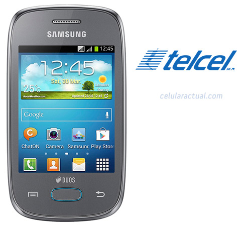 Samsung  Galaxy Pocket Neo 3G en México con Telcel