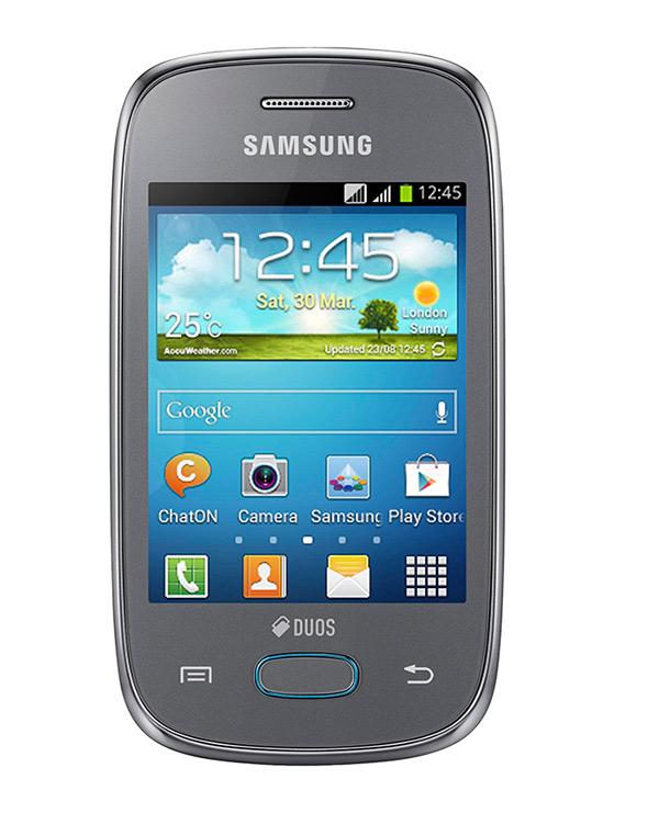 Samsung Galaxy Pocket Neo 3G en México con Telcel pantalla