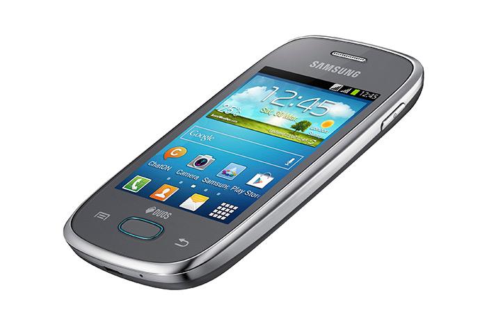 Samsung Galaxy Pocket Neo 3G en México con Telcel lateral pantalla touch