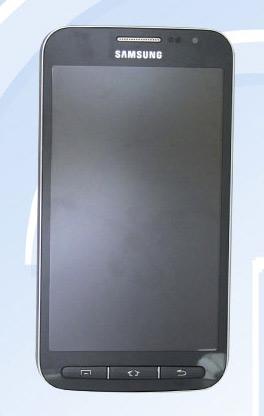 Samsung Galaxy Active Mini pantalla