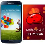 Samsung Galaxy S4 Exynos Octa comienza a recibir Android 4.3 Jelly Bean