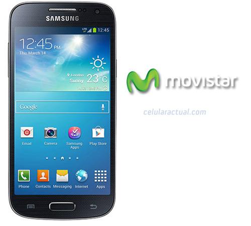 Samsung Galaxy S4 mini en Movistar México