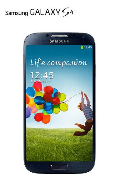 Galaxy S4 de Samsung