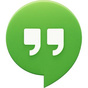 Google Hangouts icon logo