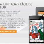 Google Play Music Acceso ilimitado llega a México