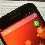 Filtración confirma mensajes de texto y video en Hangouts para Android