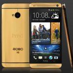 HTC One Gold edición limitada es anunciado