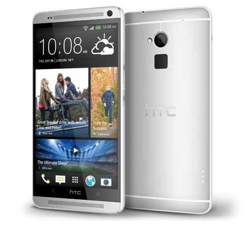 "HTC One Max 5.9"" 1080p Sensor de Huellas"